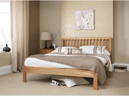 bed wooden king size bed frame home interior decorating ideas