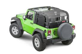 2006 green jeep liberty mastertop shademaker rear cargo top for 97 18 jeep wrangler tj