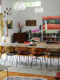 Houzz Dining Chairs Homey Mismatched Dining Room Chairs Houzz Home Designs