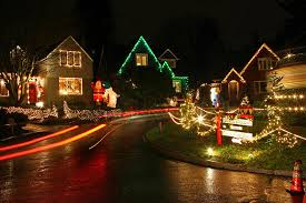 candy cane lane christmas lights northeast seattle