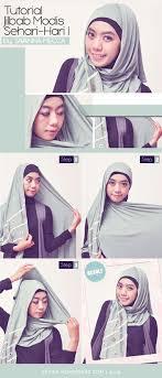 tutorial jilbab jilbab tutorial hijab jilbab modis sehari hari i