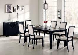 black dining room set appealing black dining room set 33 kitchen dinette sets small