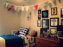 bedroom cute bedrom with diy decor feat wall flags also