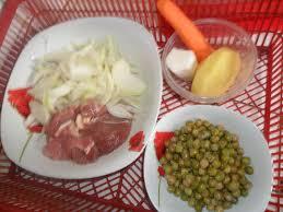 cuisiner les petits pois viande et petits pois î saf togue î