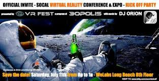 The SoCal Virtual Reality Conference  amp  Expo   UCI