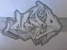 images of 3d graffiti sketches sc