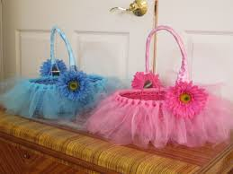 Easter Basket Decorating Ideas Pinterest by Easter Basket Ideas For Your Little Princess New Hampshire