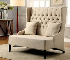 Fantastical High Back Wing Chair Living Room - Wing chairs for living room