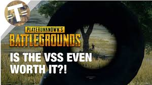 is pubg worth it is the vss even worth picking up pubg gun review youtube