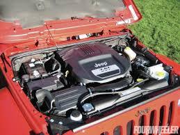 2012 jeep wrangler engine light 2012 jeep wrangler jk first drive four wheeler magazine