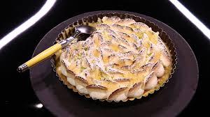 tarte au citron meringuée hervé cuisine tarte au citron meringuée par christophe michalak dpdc