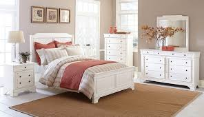 Fascinating White Bedroom Sets Queen Coco Modern Bedroom Set In - White leather queen bedroom set
