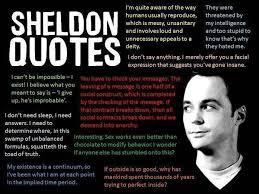 Sheldon Meme - sheldon quotes