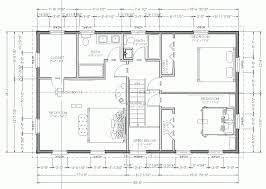 house floor plans two story center hall colonial house plans 2