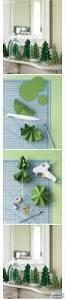 how do you make a paper christmas tree christmas lights decoration