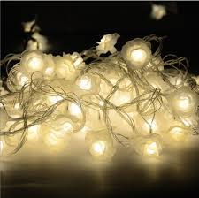 Flower String Lights by Compare Prices On Flower Light Christmas Online Shopping Buy Low