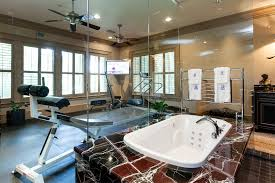 home gym latest trends in custom designed fitness rooms