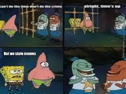 Meme Copyright - meme thief isn t crime copyright laws however by jayjay94 meme