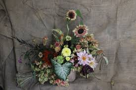 Wildflower Arrangements Fall Flower Arrangements Pretty Autumn Floral Arranging Ideas
