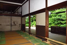 Japanese Room Round Of The Seasons In Japan Zen Meditation Room And Dry Garden