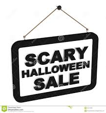 scary halloween signs scary halloween sale royalty free stock images image 33215389