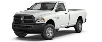 2017 ram 2500 heavy duty work ready truck
