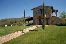 Modern House In Country Modern Top Design In Typical Umbrian Country House In Piegaro