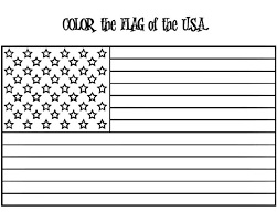 blank flag coloring page american flag coloring page w free extension activities