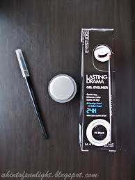 Maybelline Gel Eyeliner Review maybelline eyestudio lasting drama gel eyeliner review new