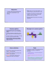 Connectives And Conjunctions Worksheets Ks3 Punctuation Teachit English
