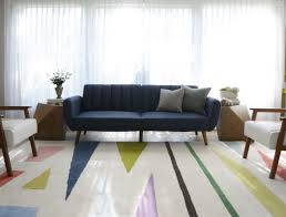 modern pink area rugs allmodern