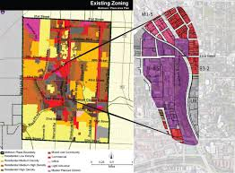 Zoning Map Chicago by Kansas City Transit Oriented Development On Main St