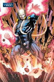 Mobius Chair Mobius Antimatter Universe Dc Database Fandom Powered By Wikia