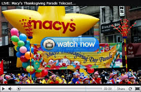 macy s thanksgiving day parade live onine 2016