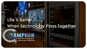 Home Technologies by Champion Technologies Smart Home Home Theater Home Automation