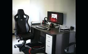 bureau pc design bureau d angle gamer bureau gamer meuble unique bureau d angle