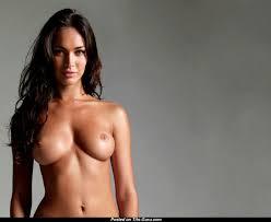 meganfoxnude megan fox nude wonderful girl with medium natural tits pic