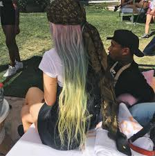 mermaid hair how to get the look like kylie jenner without a
