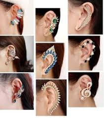 images of ear cuffs ear cuffs 7 inspired ways you can give your lobes some