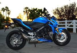 2016 suzuki gsx s1000 abs first thoughts on our test bike