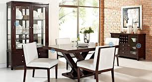 Silver Dining Table And Chairs Dining Room Furniture By Steve Silver Value City Furniture And