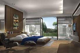 Modern  Minimalist Bedroom Interior Design Ideas Freshomecom - Modern minimal interior design