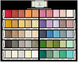 htp paint color chart painted treasures of denver