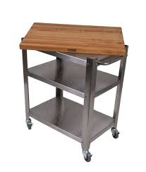 Kitchen Island Wheels by Kitchen Carts On Wheels Image Of Crosley Natural Wood Top Kitchen