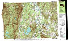 Mass Map Ashley Falls Topographic Map Ma Ct Usgs Topo Quad 42073a3