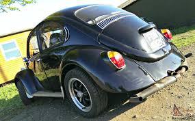 beetle volkswagen black vw beetle black 12mths mot tax exempt lots of money spent vgc