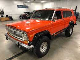 1970 jeep wagoneer for sale 1978 jeep cherokee 4 wheel classics classic car truck and suv sales