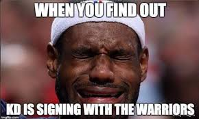 Kevin Meme - kevin durant memes best memes after kd goes to warriors heavy com