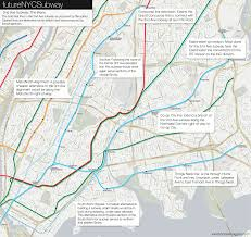 Manhattan Map Subway by The Futurenycsubway 2nd Ave Subway Future U2013 Vanshnookenraggen