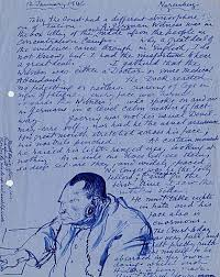 laura knight u0027s nuremberg trials diary and goering sketch is